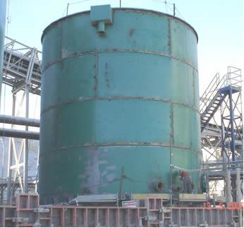 Bbf ltda inspecci n y certificaci n for Fabricacion de estanques